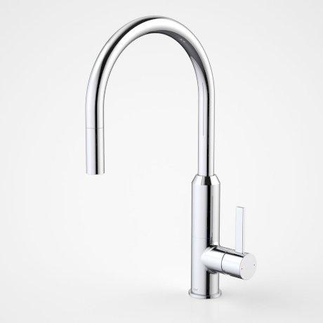 68d9f8e6162 Dorf | Mixer Taps - Vixen - Vixen Retractable Sink Mixer Chrome