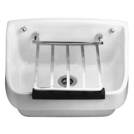 811592W BK Image HeroImage Caroma Cleaners Sink