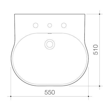 Caroma_Piperita_Opal_Sole_Semi_Recessed_Basin_631600W_LD_57101