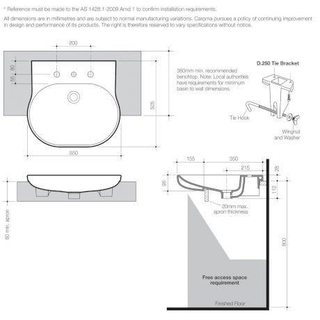 Caroma_Piperita_Opal_Sole_Semi_Recessed_Basin_631600W_LD_57102