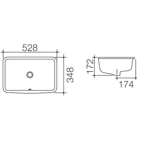683455W BK Image TechnicalImage Caroma Cube UCVB BLD