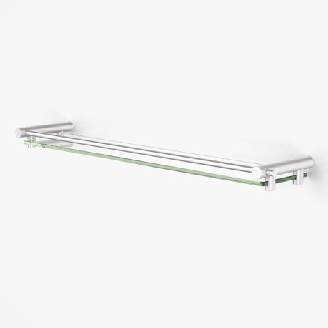 Dorf Bathroom Accessories Maximus Maximus Glass Shelf