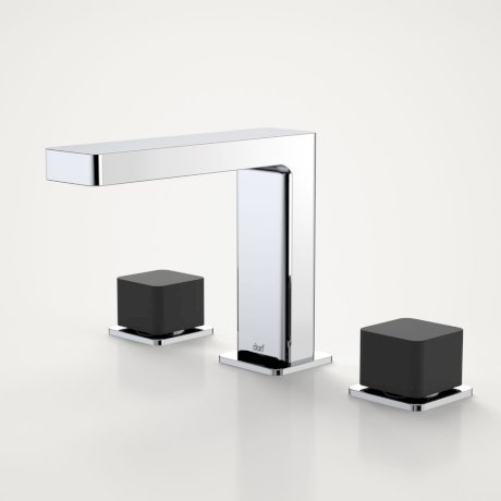 6216-495A EPIC BLOC 3 PC BASIN SET CHROME-BLACK HANDLES.jpg