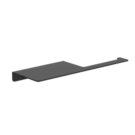 CL60023.B Square Toilet Roll Holder  with shelf -Matte Black.jpg