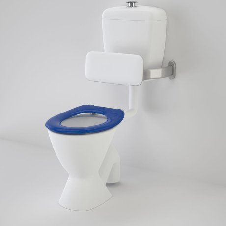 987904BSB Care 300 Connector (S Trap) Suite with Backrest and Caravelle Care Single Flap Seat - Sorrento Blue.jpg