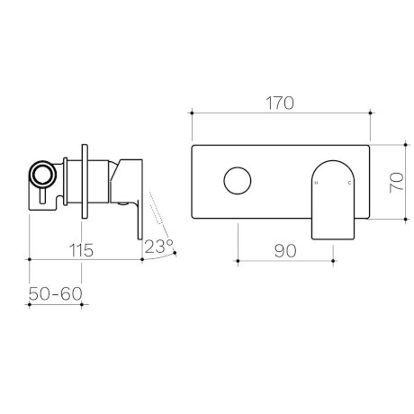 CL10034.C-Clark-Round-Square-Wall-Basin-Bath-Mixer-platemount-kit---less-outlet.jpg