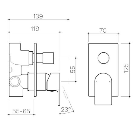 CL10033.C,CL10033.B-Clark-Round-Square-Wall-Mixer-with-Diverter.jpg