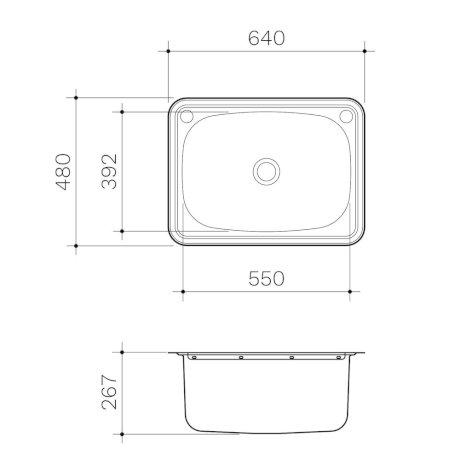 8500-Clark-45L-Single-Tub.jpg