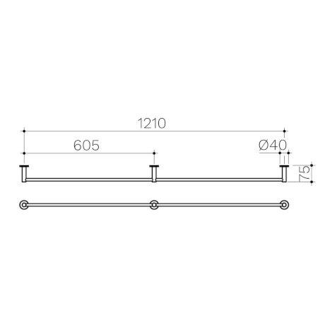CL60022.C-Clark-Round-Single-Towel-Rail-1200mm-v1.jpg