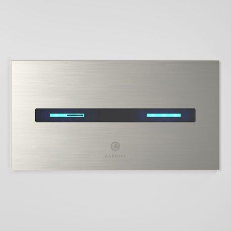 238000BN SmartCommand InvisiButtonPanel Metal - BrushedNickel_Front.jpg