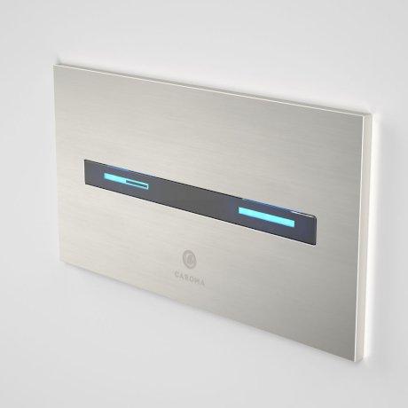 238000BN SmartCommand InvisiButtonPanel Metal - BrushedNickel.jpg