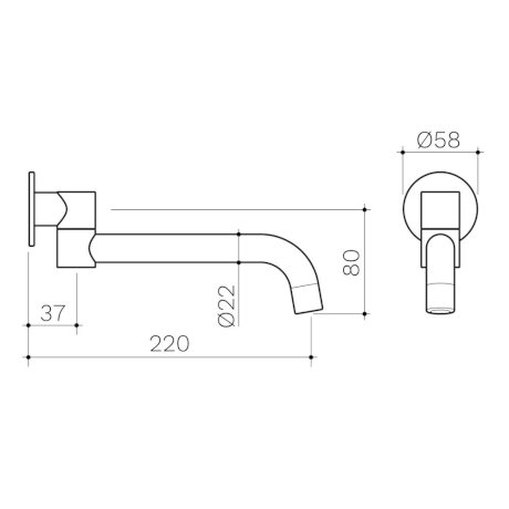 CL10066.C-Clark-Round-Swivel-Bath-Outlet-220mm_2.jpg