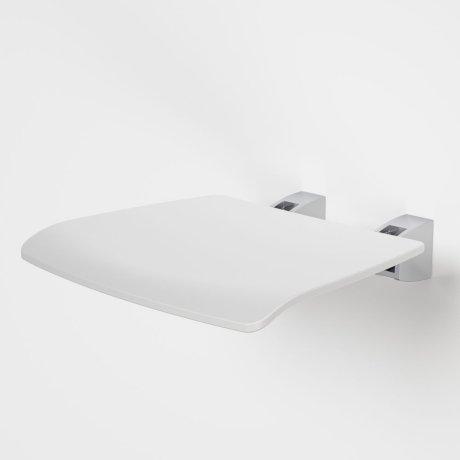 687385W Opal Shower Seat Folding WH.jpg