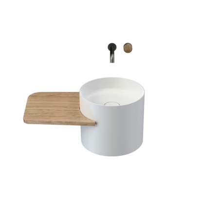CAEL0005WLW ELVIRE 400 LHS WALL BASIN NTH NOF - LIGHT WOOD.png