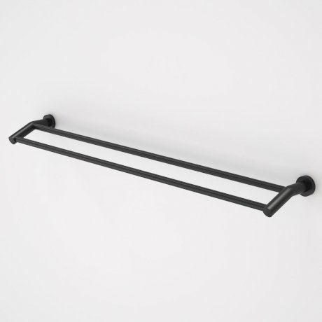 306133B Cosmo Metal Double Towel Rail 900mm.jpg