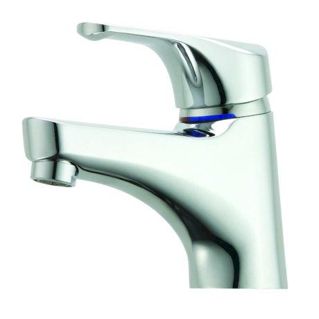 p02-4001LP BK Image HeroImage Futura Basin Mixer - Low Pressure