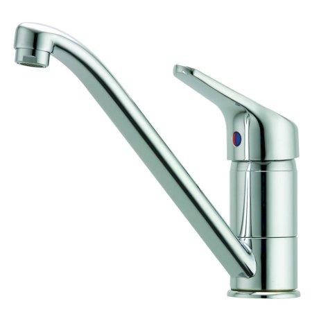 p02-4308LP BK Image HeroImage Futura Sink Mixer - Low Pressure