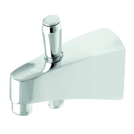 p36-1007 BK Image HeroImage Spouts Deluxe Bath   Shower Diverter