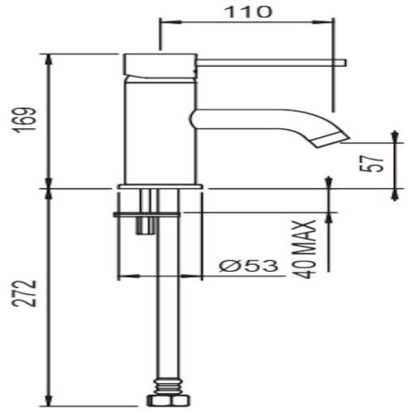 01-2008 Minimalist Basin Mixer tech.jpg