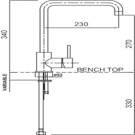 01-2381 Minimalist Sqaure Gooseneck Sink Mixer.jpg