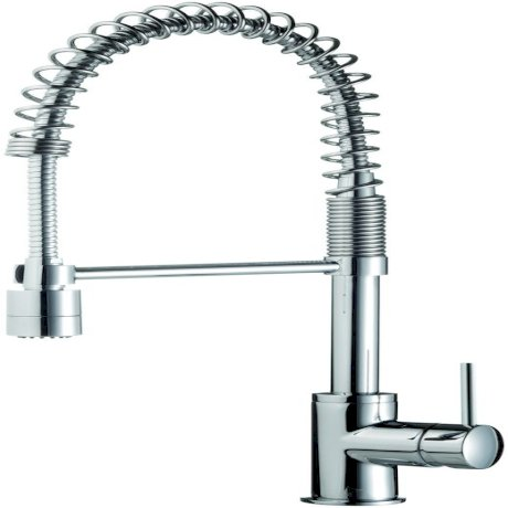 02-9358 Minimalist Spring Pull Down Mixer with Twin Action Spray.jpg