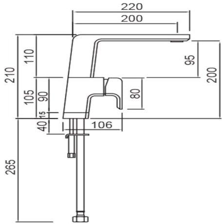 01-5306 Kiri Sink Mixer (WITH SPACER) tech.jpg