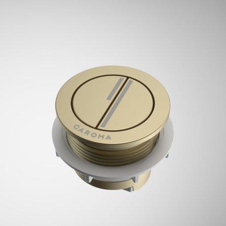 41502BB Round Flat Flush Button BrushedBrass.jpg