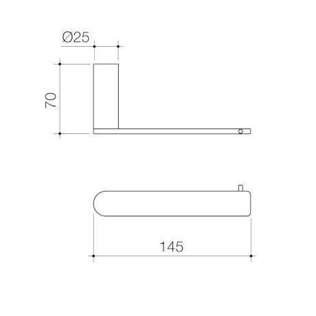 99620C 99620B 99620BB 99620BN 99620GM Urbane II Toilet Roll Holder.jpg