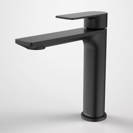 98620B6A Urbane II - Mid Tower basin mixer - Matte Black.jpg