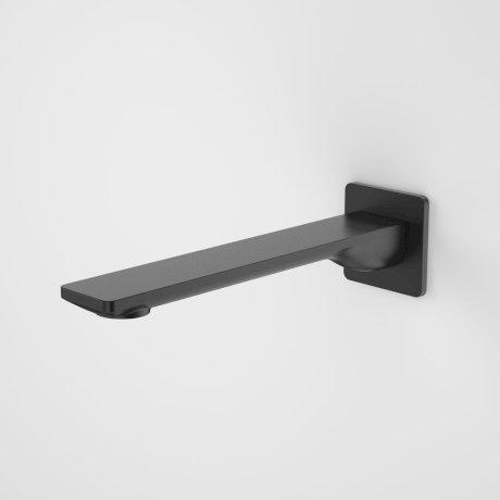 99668B6A Urbane II - 220mm Basin_bath Outlet - Square Cover Plate- Matte Black.jpg