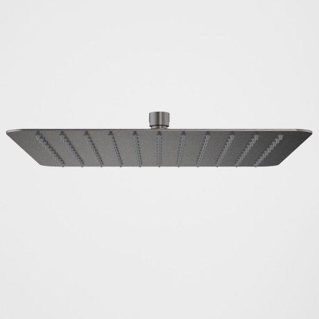 99655GM4A Urbane II Rain Shower - 300mm Square - Gunmetal.jpg