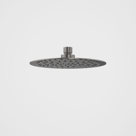 99663GM4E Urbane II Rain Shower - 200mm Round - Gunmetal.jpg