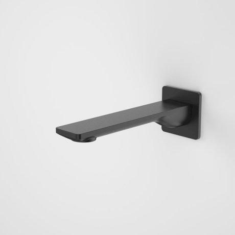 99666B6A Urbane II - 180mm Basin_bath Outlet - Square Cover Plate - Matte Black.jpg