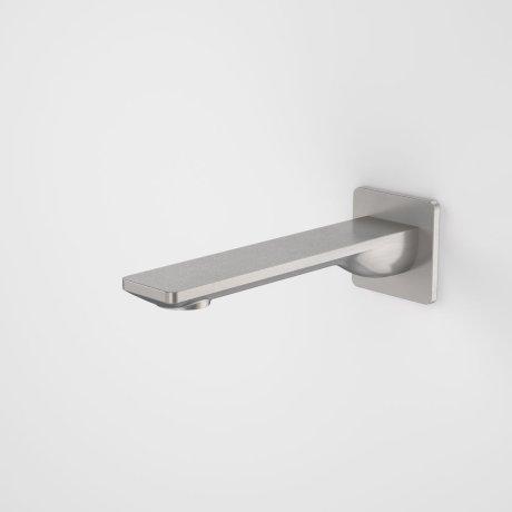 99666GM6A Urbane II - 180mm Basin_bath Outlet - Square Cover Plate - Gunmetal.jpg