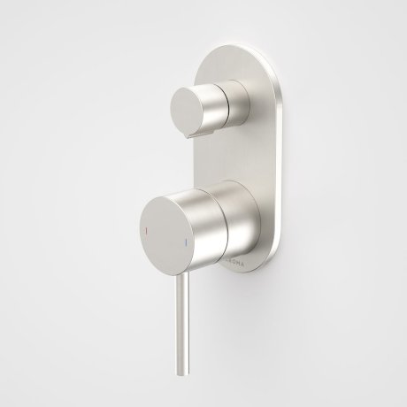 96366BN Liano II Bath Shower Mixer With Diverter - Round Cover Plate - Brushed Nickel.jpg
