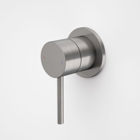 96360GM Liano II - Bath_shower mixer - Round Cover Plate - Gunmetal - SALES KIT.jpg