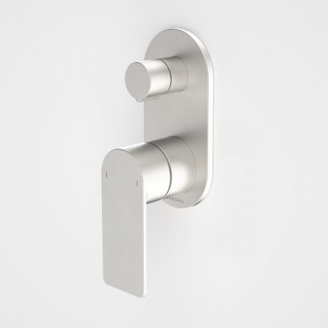 99656BN Urbane II - Bath_Shower mixer with diverter - Rounded Cover Plate - Brushed Nickel - SALES KIT.jpg