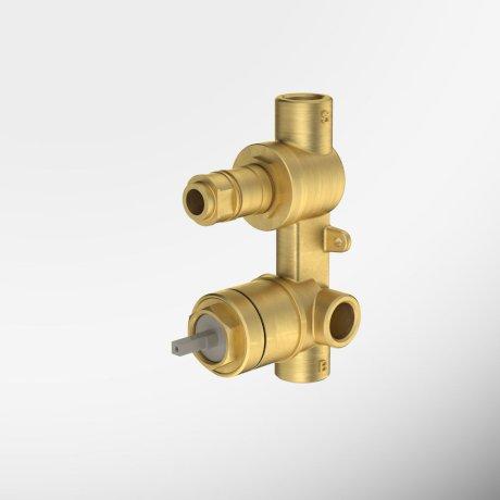 99659 Caroma Universal - Bath_shower mixer with diverter - inwall body.jpg