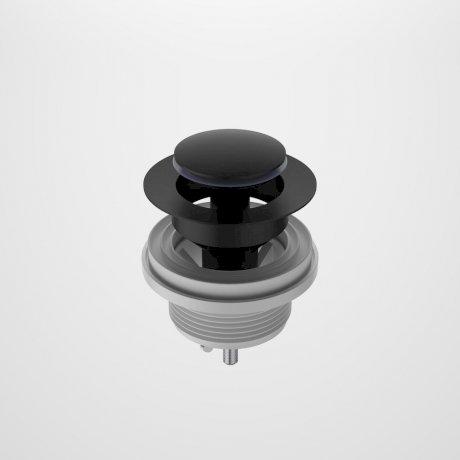323060B Urbane II Bath Pop-Up Plug & Waste - Matte Black.jpg