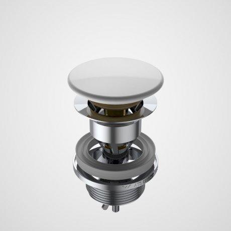 687330AW Urbane II - Ceramic Pop Down P&W - White (Axent).jpg