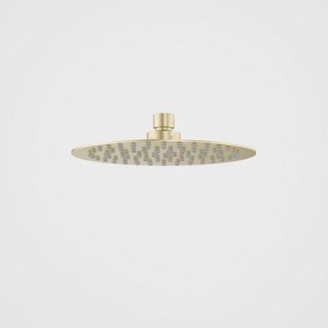 99663BB4E Urbane II Rain Shower - 200mm Round - Brushed Brass_1.jpg
