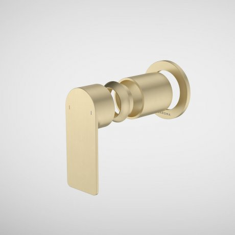 99653BB Urbane II - Bath_shower Trim Kit - Round Cover Plate- Brass_1.jpg