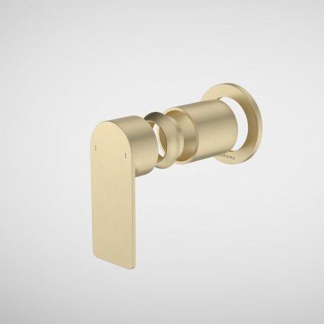 99653BB Urbane II - Bath_shower Trim Kit - Round Cover Plate- Brass_1.jpg