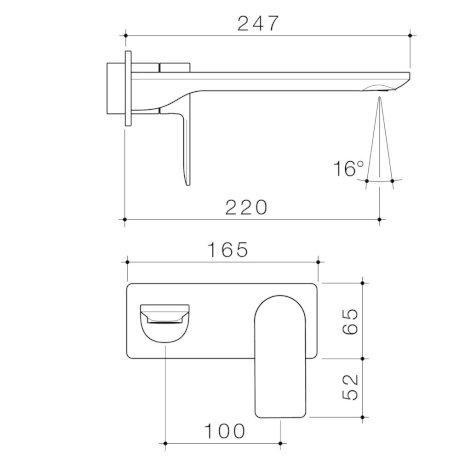 99646C6A-99646B6A-99646BB6A-99646GM6A-99646BN6A---Urbane-II---220mm-Wall-basin-bath-Trim-Kit---Rectangular-Cover-Plate_2.jpg