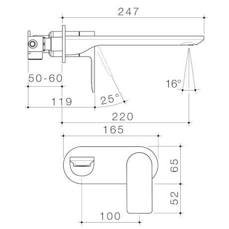 99641C6A-99641B6A-99641BB6A-99641GM6A-99641BN6A---Urbane-II---220mm-Wall-basin-bath-mixer---Rounded-Cover-Plate---SALES-KIT_2.jpg