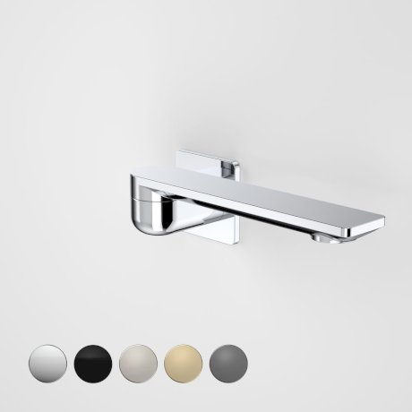 99670C Urbane II - 220mm Bath Swivel Outlet - Square Cover Plate - Chrome_retracted_swatches.jpg