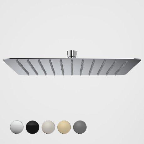 99655C4A Urbane II Rain Shower - 300mm Square - Chrome_swatches.jpg
