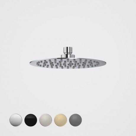 99663C4E Urbane II Rain Shower - 200mm Round - Chrome_swatches.jpg