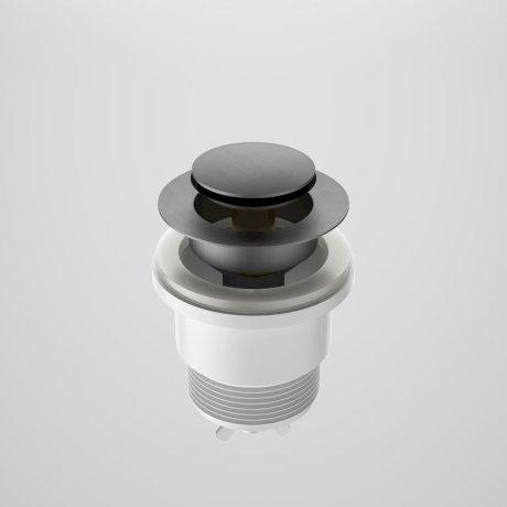 323060GM UrbaneII Bath Pop-Up Plug & Waste_Gunmetal.jpg