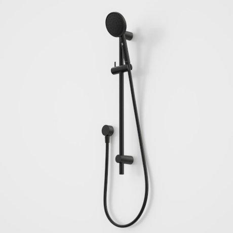 99631B4E Urbane II Rail Shower & Hand Shower - Matte Black.jpg